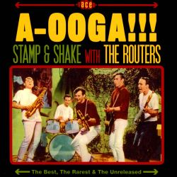 Routers - A-Ooga!!! Stamp & Shake with the Routers
