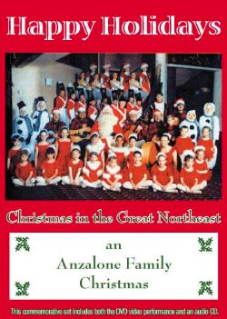 Anzalone Brothers - Christmas in the Great Northeast (Happy Holidays) [DVD]