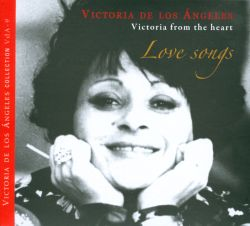 Victoria from the Heart: Love Songs
