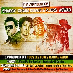 The Very Best of Shaggy, Chaka Demus & Pliers, Aswad - Shaggy, Chaka