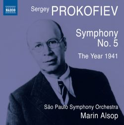 Prokofiev: Symphony No. 5; The Year 1941
