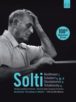 Georg Solti - Solti conducts Beethoven & Schubert