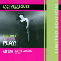 Jaci Velasquez - On My Knees/Christmas