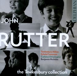 John Rutter: The Tewkesbury Collection