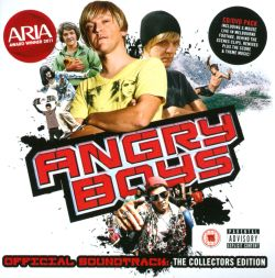 Original TV Soundtrack - Angry Boys [TV Soundtrack]