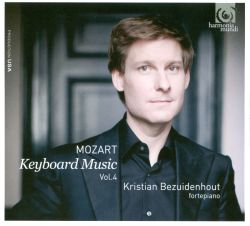 Mozart: Keyboard Music, Vol. 4