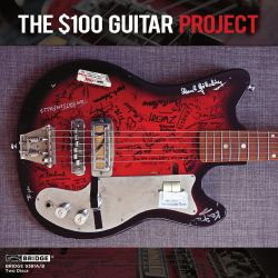 Nick Didkovsky - The $100 Guitar Project