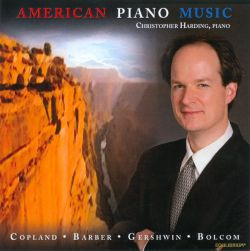 Christopher Harding - American Piano Music