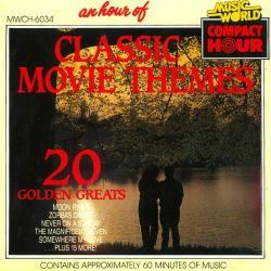Hollywood Strings - An  Hour of Classic Movie Themes