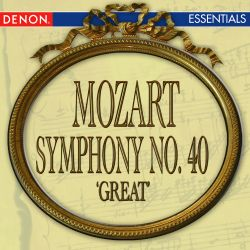 Mozart: Symphony No. 40 'Great'