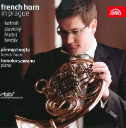 Premysl Vojta / Tomoko Sawano - French Horn in Prague