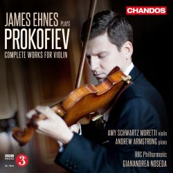 Prokofiev: Complete Works for Violin