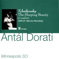 Antal Doráti / Minneapolis Symphony Orchestra - Tchaikovsky: The Sleeping Beauty