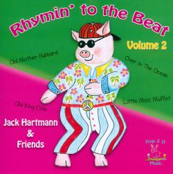 Jack Hartmann - Rhymin to the Beat, Vol. 2