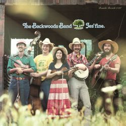 The Backwoods Band - Jes' Fine