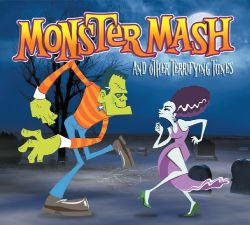 The Countdown Singers - Monster Mash and Other Terrifying Tunes