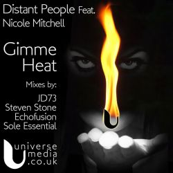 Distant People - Gimme Heat
