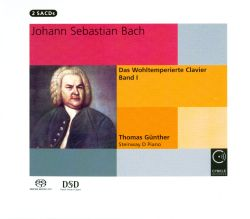 Bach: The Well-Tempered Clavier, Book I