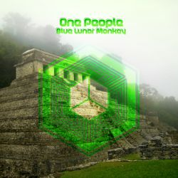 Blue Lunar Monkey - One People