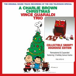 Charlie Brown Christmas Soundtrack.A Charlie Brown Christmas Vince Guaraldi Trio Vince