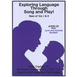 Captain Al - Exploring Language Through Song and Play! Best of Vol. I & II