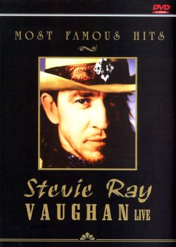 Live: Most Famous Hits [DVD] - Stevie Ray Vaughan