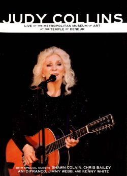 Judy Collins - Live at the Metropolitan Museum of Art [Video]