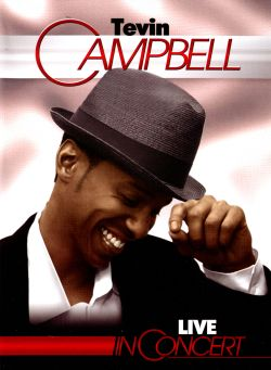 Tevin Campbell - Live RNB 2013