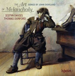 The Art of Melancholy: Songs by John Dowland