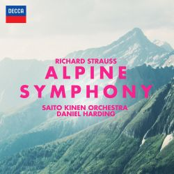 Richard Strauss: Alpine Symphony