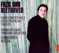 Beethoven: Piano Concerto No. 3; Piano Sonatas, Op. 111 & Moonlight