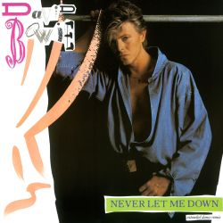 David Bowie - Never Let Me Down EP