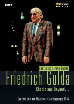 Limpe Fuchs / Friedrich Gulda - Chopin And Beyond