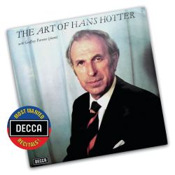 Hans Hotter / Geoffrey Parsons - The Art of Hans Hotter