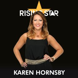 Karen Hornsby - To Love You More [Rising Star Performance]