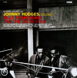 Hodges with Strayhorn & the Orchestra