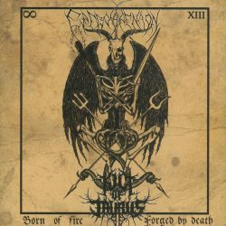 Aenaon Erevos / Kult of Taurus - Born of Fire Forged By Death