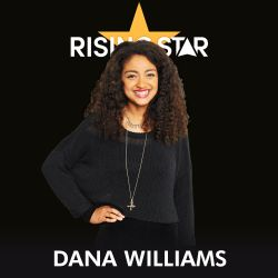 Dana Williams - Latch [Rising Star Performance]
