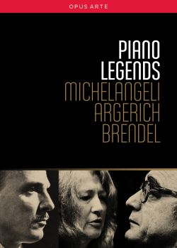 Piano Legends [Video]
