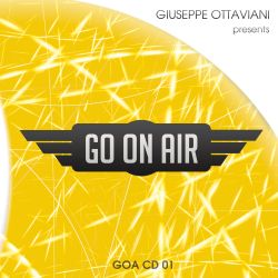 Giuseppe Ottaviani - Go On Air: Goa CD 01