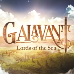 Cast of Galavant - Lords of the Sea