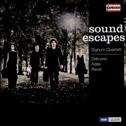 Signum Quartett - Sound Escapes