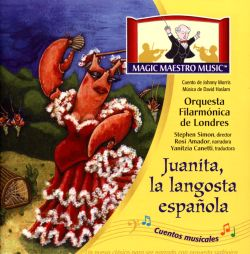 Juanita, the Spanish Lobster