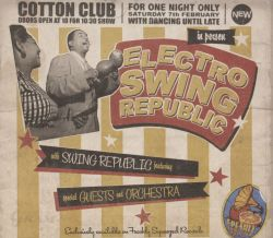 Swing Republic - Let's Misbehave: Mo' Electro
