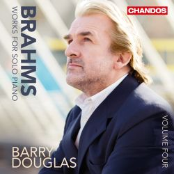 Brahms: Works for Solo Piano, Vol. 4