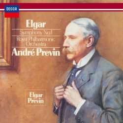 André Previn / Royal Philharmonic Orchestra - Elgar: Symphony No. 1