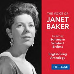Janet Baker - The Voice of Janet Baker