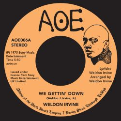 Weldon Irvine - We Gettin' Down