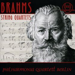 Philharmonia Quartet Berlin - Brahms: String Quartets