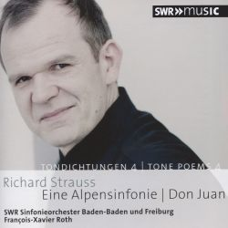 Richard Strauss: Eine Alpensinfonie; Don Juan